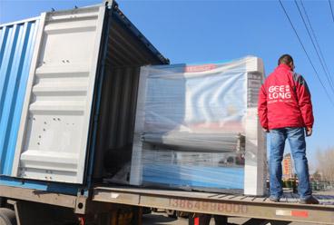 madeira compensada completa que faz a máquina exportada para o nosso cliente Indonésia